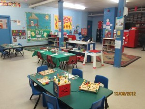 Junior Preschool - Full Room